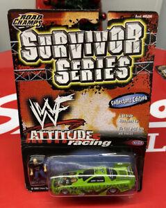 Road Champs 1/64 WF Attitude Racing Survivor Series D Generation X Funny Car.