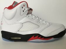 Air Jordan 5 OG Fire Red 2020 Basketball Sneakers Size 11 Men's