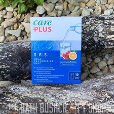 CAREPLUS ORAL REHYDRATION SALT ORS SACHETS POMEGRANATE & ORANGE TASTE FIRST AID
