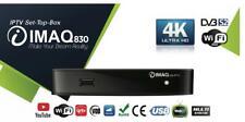 IMAQ 830 IPTV HEVC H265 IPTV Multimedia Set-Top-Box Xtream Stalker Wifi Neu