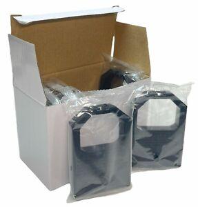Panasonic KX-P1090 Black 6 PACK: Printing Ribbon Replacement KX-P1080 KX-P1592
