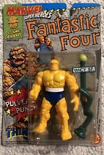 Marvel Super Heroes Fantastic Four THE THING Figure. NEW ToyBiz 1992