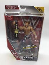 Mattel WWE Elite SAMI ZAYNE Series 40 Figure NXT Championship Belt