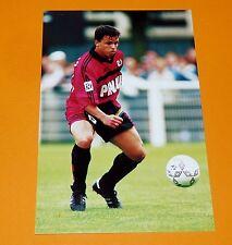 B. LE BRIS  ROAZHON STADE RENNES PHOTO UNFP FOOT 2000 FOOTBALL 1999-2000 PANINI