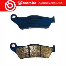 Brake Pads Brembo Ceramic Front for Sherco Se250 I 2t 250 2012