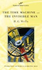 Barnes and Noble Classics: The Time Machine and the Invisible Man by H. G. Well…