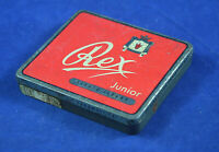 "Vintage German Cigars Tin Box ""Rex Junior"""