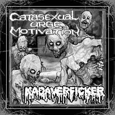 KADAVERFICKER/CATASEXUAL URGE MOTIVATION - Split EP Rompeprop Gutalax Cliteater