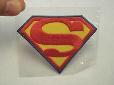 Superman S Logo DC Comic Iron On Patch