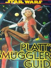 Star Wars RPG Softcover (9) Platts Smugglers Guide Tapani Sector Instant +more