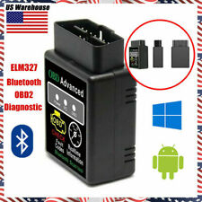 Car Bluetooth OBD2 Reader Code Scanner Automotive Diagnostic Tool OBDII USA