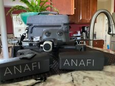 Parrot ANAFI Drone 4k Drone Combo (3 SMART Batteries + 1 Pol  Filter and MORE)
