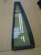 LANDROVER RANGE ROVER P38  MODELS LEFT REAR DOOR 1/4 LIGHT GLASS WINDOW (21)