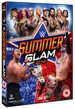WWE: Summerslam 2016 DVD (2016) Brock Lesnar ***NEW***