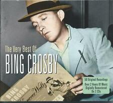 Bing Crosby - The Very Best Of [Greatest Hits] 2CD NEW/SEALED