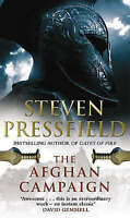 The Afghan Campaign, By Pressfield, Steven,in Used but Acceptable condition