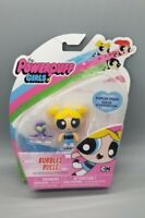 POWERPUFF GIRLS BUBBLES Cartoon Network ACTION DOLL TOY FIGURE Spin Master NEW