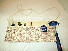 Women's Tool Kit with Tool Pouch Belt  New