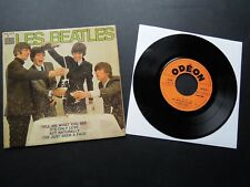 LES BEATLES EP ' TELL ME WHAT YOU SEE / IT'S ONLY LOVE ' SOE 3775 FRANCE