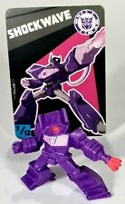"© 2014 Hasbro Transformers robot Heroes 2"" minifigura Shockwave series 3"
