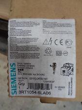 Siemens 3RT1054-6LA06 Contactor, 55kW/400V NEW
