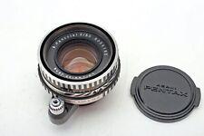 Carl Zeiss Jena 50mm f2 Pancolar 50/2 Exakta/Topcon Mount+SHARP+Works GREAT+NICE