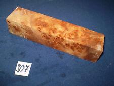 Rüster Maser Ulmenmaser   190 x 45 x 40 mm      Nr: 907