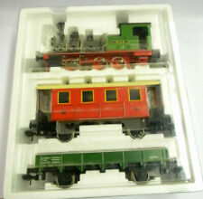 Spur 1 aus 5440 Märklin MAXI Eisenbahn neuw. OVP LOK +2 Waggons 1:32 Weihnachten