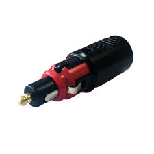 Durite 0-601-16 DIN / Cigar Lighter Sized Power Accessory Plug 8A Max with LED