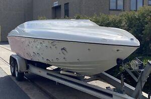 Baja Hammer 21 Boot Sportboot No Donzi Sea Ray Seadoo