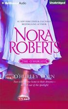 OHURLEY BORN unabridged audio book on CD by NORA ROBERTS...