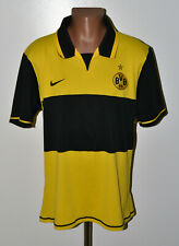 BORUSSIA DORTMUND 2007/2008 PLAYER ISSUE HOME FOOTBALL SHIRT JERSEY NIKE