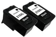 2PK INK FOR CANON PG210XL PG-210XL PG 210XL BLACK  2973B001 PIXMA MX330 MX340