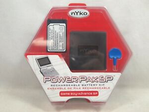 Nyko Power Pak SP Rechargeable Battery Kit for Nintendo Game Boy Advance SP GBA