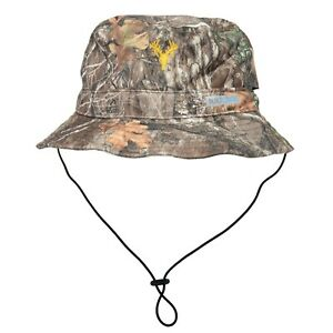 Builtcool Bucket Boonie Hat Realtree Edge Camo