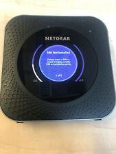 Netgear Nighthawk M1 Mobile Router Unlocked - First Gigabit LTE Device!