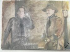 aceo original .paintings by Iné. Una notte al museo Ben Stiller & Robin Williams