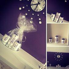 Muslim Islamic Diamante Glitter Candle Eid Gift Islam Home Wedding Present Set