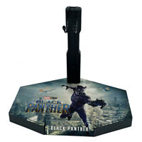 1/6 Scale Action Figure Stand Black Panther Chadwick Boseman #03