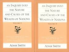 An Inquiry into the Nature and Causes of the Wealth of Nations 2 VOLS  - Adam...