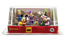 MICKEY & THE ROADSTER RACERS 6-PC FIGURE PLAY SET Playset Cake Topper Minnie NEW