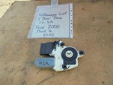 VOLKSWAGEN GOLF N. SIDE REAR ELECTRIC WINDOW WINDER MOTOR 1.6 SR 2000  MARK 4