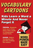 Burchers Sam-Vocabulary Cartoons (US IMPORT) BOOK NEW