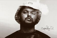 SCHOOLBOY Q  POSTER NEW 36X24 FAST FREE SHIPPING