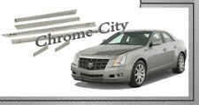 08-13 CADILLAC CTS BODY SIDE MOLDING STAINLESS STEEL SIDE DOOR TRIM CADILLAC
