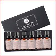 Lagunamoon Aromatherapy Essential Oils Gift Set,100% Pure Premium Therapeutic