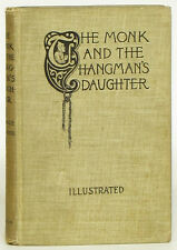 Ambrose Bierce Monk Hangman's Daughter 1892 first edition Hampe illustration