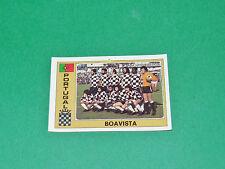 N°238 BOAVISTA TEAM PORTUGAL PANINI EURO FOOTBALL 1976-1977