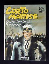 PRATT CORTO MALTESE SAMARKAND Edition Originale EO cote BDM 40 €