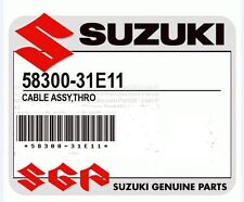 Genuine Suzuki RF600 RF900 Throttle Cable No2 Brand New 58300-31E11 RRP £42